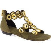 Παπούτσια Γυναίκα Σανδάλια / Πέδιλα Barbara Bui L5217CRL27 Marrone chiaro