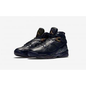 Παπούτσια Ψηλά Sneakers Nike Air Jordan 8 Confetti Black Black/Metallic Gold-Anthracite