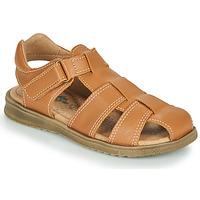Παπούτσια Αγόρι Σανδάλια / Πέδιλα Citrouille et Compagnie MELTOUNE Brown