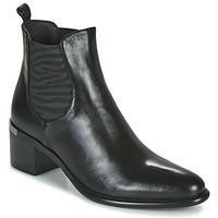 Παπούτσια Γυναίκα Μποτίνια Adige DIVA V1 VEAU GARNET NOIR Black