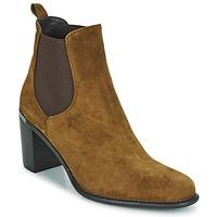 Παπούτσια Γυναίκα Μποτίνια Adige FANNY V1 CHEV VEL NOIX Brown