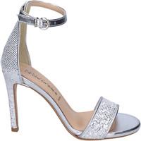 Παπούτσια Γυναίκα Σανδάλια / Πέδιλα Olga Rubini Sandali Glitter Pelle sintetica 2