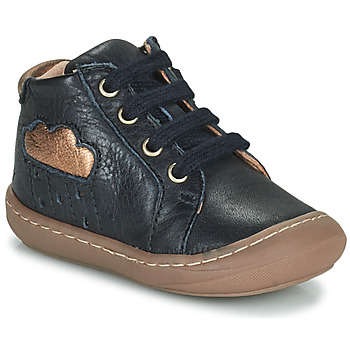 Παπούτσια Κορίτσι Ψηλά Sneakers GBB APOLOGY Μπλέ
