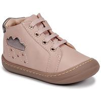 Παπούτσια Κορίτσι Ψηλά Sneakers GBB APOLOGY Ροζ