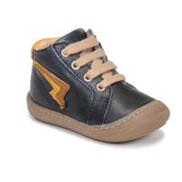 Παπούτσια Αγόρι Ψηλά Sneakers GBB APODAMI Μπλέ