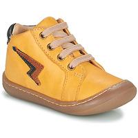 Παπούτσια Αγόρι Ψηλά Sneakers GBB APODAMI Yellow