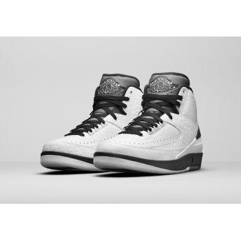 Παπούτσια Ψηλά Sneakers Nike Air Jordan 2 Wing It White/Black-Cool Grey