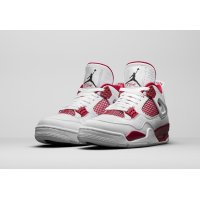 Παπούτσια Ψηλά Sneakers Nike Air Jordan 4 Alternative 89 White/Black-Gym Red