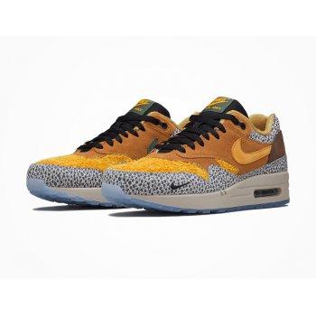 Παπούτσια Χαμηλά Sneakers Nike Air Max 1 Atmos Safari Flax/Kumquat-Chestnut