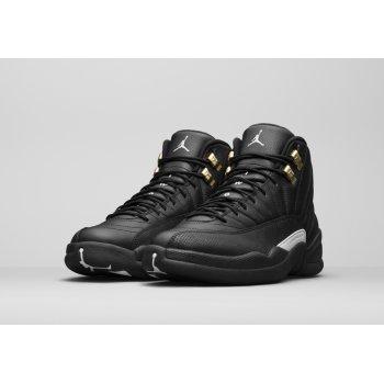 Παπούτσια Ψηλά Sneakers Nike Air Jordan 12 The Master Black/White-Metallic Gold