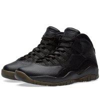 Παπούτσια Ψηλά Sneakers Nike Air Jordan 10 x OVO Black Black/Black-Metallic Gold
