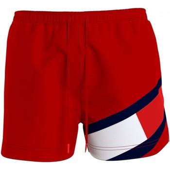 Υφασμάτινα Άνδρας Μαγιώ / shorts για την παραλία Tommy Hilfiger UM0UM02048 Rosso