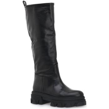 Μπότες για την πόλη Priv Lab VITELLO NERO