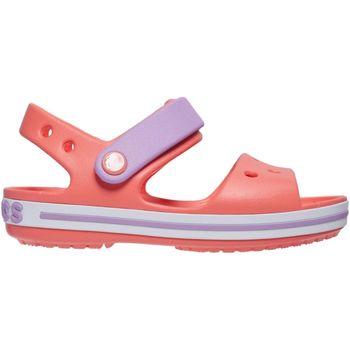 Παπούτσια Κορίτσι Σανδάλια / Πέδιλα Crocs Crocs™ Crocband Sandal Kids Fresco