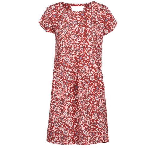Υφασμάτινα Γυναίκα Κοντά Φορέματα Only ONLNOVA Red