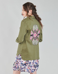 Υφασμάτινα Γυναίκα Σακάκι / Blazers Only ONLAUDREY Kaki