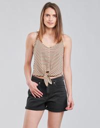 Υφασμάτινα Γυναίκα Μπλούζες Only ONLCANNES Beige / Brown