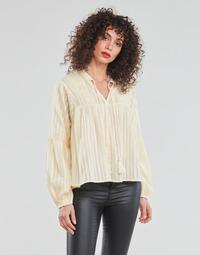 Υφασμάτινα Γυναίκα Μπλούζες Only ONLNEW ELISA Beige
