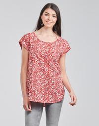 Υφασμάτινα Γυναίκα Μπλούζες Only ONLNOVA Red