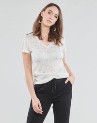Υφασμάτινα Γυναίκα Μπλούζες Only ONLSTEPHANIA Άσπρο