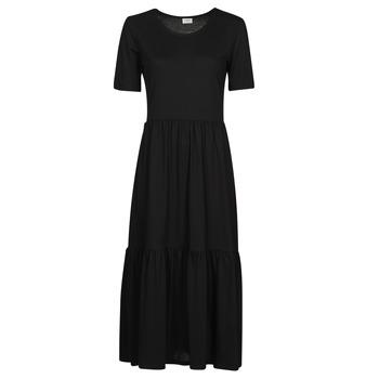 Υφασμάτινα Γυναίκα Μακριά Φορέματα JDY JDYDALILA FROSTY Black