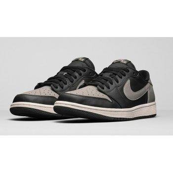 Παπούτσια Χαμηλά Sneakers Nike Air Jordan 1 Low Shadow Black/Medium Grey-Sail