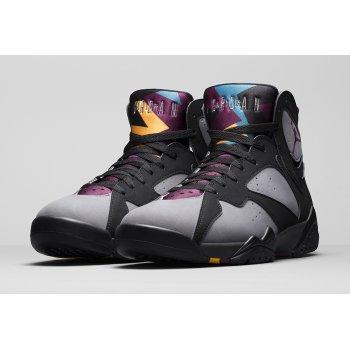 Παπούτσια Ψηλά Sneakers Nike Air Jordan 7 Bordeaux Black/Bordeaux-Light Graphite-Midnight Fog