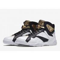 Παπούτσια Ψηλά Sneakers Nike Air Jordan 7 Championship White White/Metallic Gold-Black
