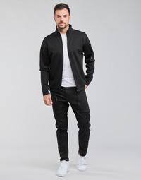 Υφασμάτινα Άνδρας παντελόνι παραλλαγής G-Star Raw ZIP PKT 3D SKINNY CARGO Black
