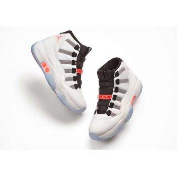 Παπούτσια Ψηλά Sneakers Nike Air Jordan 11 Adapt White/Multi-Color
