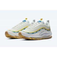 Παπούτσια Χαμηλά Sneakers Nike Air Max 97 x undefeated Sail Sail/White/Aero Blue/Midwest Gold