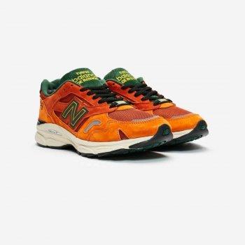 Παπούτσια Χαμηλά Sneakers New Balance M920 x SNS Sports World Orange/Black
