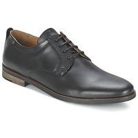 Παπούτσια Άνδρας Derby Schmoove DIRTYDANDY STATION Black
