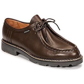 Παπούτσια Άνδρας Μοκασσίνια Pellet Macho Brown