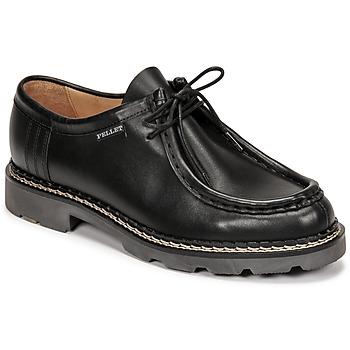 Παπούτσια Άνδρας Derby Pellet Macho Black