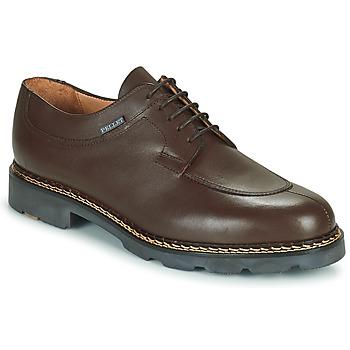Παπούτσια Άνδρας Derby & Richelieu Pellet Montario Brown