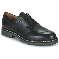 Παπούτσια Άνδρας Derby & Richelieu Pellet Montario Black