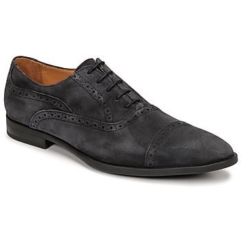Παπούτσια Άνδρας Derby & Richelieu Pellet ALEX Μπλέ