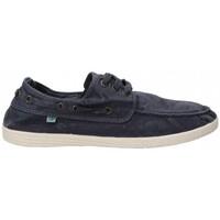 Παπούτσια Άνδρας Boat shoes Natural World 55168 μπλέ