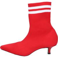 Παπούτσια Γυναίκα Μποτίνια Olga Rubini Stivaletti Tessuto 19