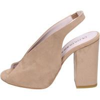 Παπούτσια Γυναίκα Σανδάλια / Πέδιλα Olga Rubini Sandali Camoscio sintetico 3