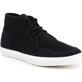 Παπούτσια Άνδρας Ψηλά Sneakers Lacoste 7-32CAM0087024 black