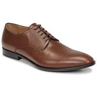 Παπούτσια Άνδρας Derby & Richelieu Pellet Alibi Brown