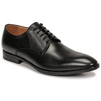 Παπούτσια Άνδρας Derby & Richelieu Pellet Alibi Black