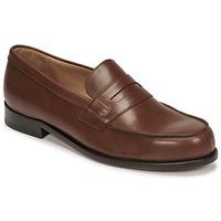 Παπούτσια Άνδρας Μοκασσίνια Pellet Colbert Brown