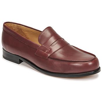Παπούτσια Άνδρας Μοκασσίνια Pellet Colbert Red