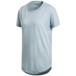 Υφασμάτινα Γυναίκα T-shirt με κοντά μανίκια adidas Originals CF2663 Μπλε