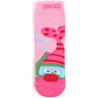 Αξεσουάρ Παιδί Κάλτσες Chicco 01063704000000 Ροζ