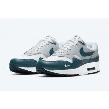 Παπούτσια Χαμηλά Sneakers Nike Air Max 1 Dark Teal Green White/Dark Teal Green/Wolf Grey/Black