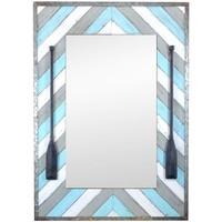 Σπίτι Καθρέπτες Signes Grimalt Καθρέφτης Multicolor